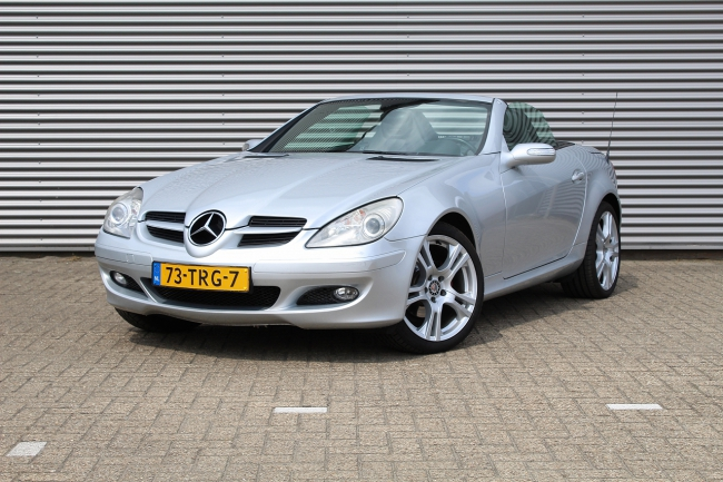 Mercedes-Benz SLK-klasse 200 K. Season Edition