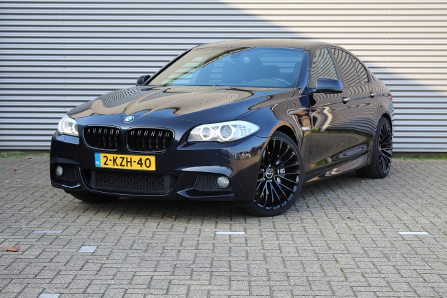 BMW 525d High Executive M-Pakket