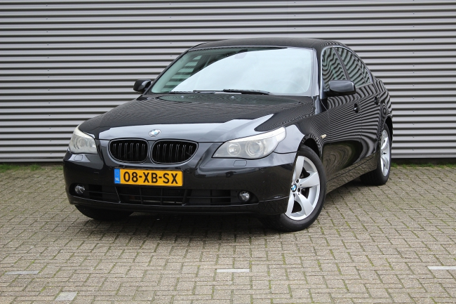 BMW 5-SERIE 530I HIGH EXECUTIVE